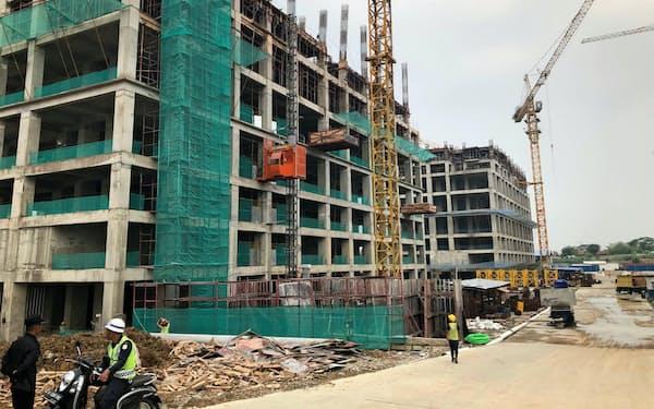 リッポーはジャカルタ郊外で大型開発計画「メイカルタ」を進める