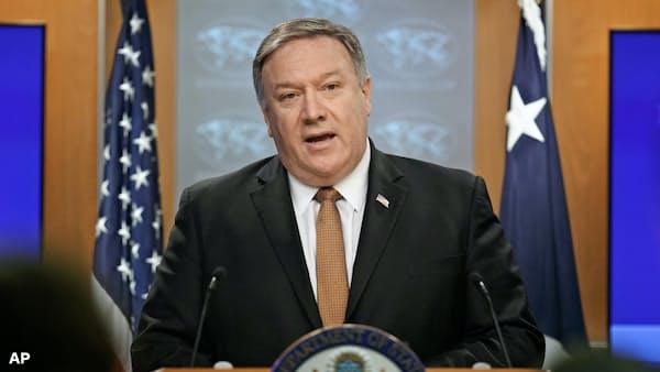 米国務長官、北朝鮮に自制促す 「約束守ると期待」
