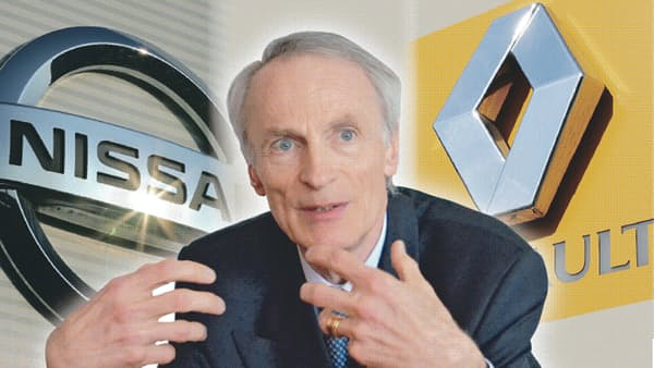 日仏連合、拡大路線を修正 ルノー会長インタビュー