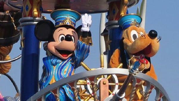 OLC、「舞浜のミッキー」にかけられた3億円