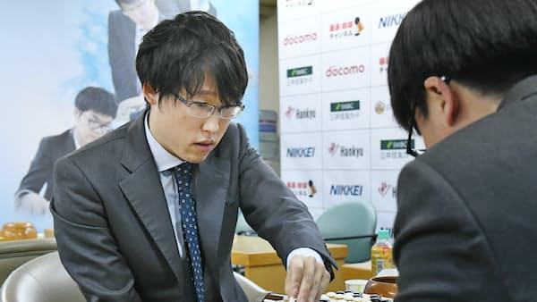 井山王座が準決勝へ、張名人は惜敗 ワールド碁1回戦