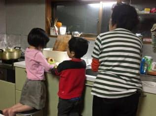 NPO「だいじょうぶ」は虐待の疑いがある子供や保護者がくつろぐ場所を設け、虐待防止につなげている(栃木県日光市)