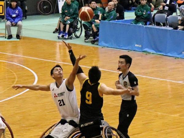 千葉市は「車いすスポーツの聖地」をめざしている