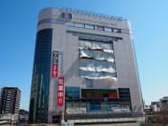 丸井水戸店が撤退した地点は茨城の商業地地価首位から25年ぶりに陥落した