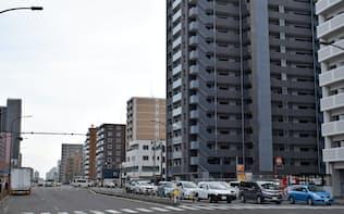 仙台市ではマンション需要が高まっている(仙台市で住宅地の上昇率1位の宮城野区小田原弓ノ町)