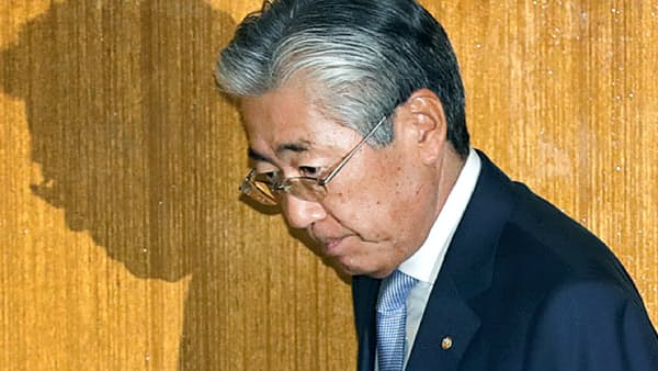 JOC竹田会長が6月退任表明 IOC委員も辞任へ