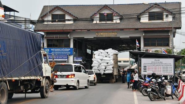 タイ・ミャンマー国境に橋開通 東西回廊整備
