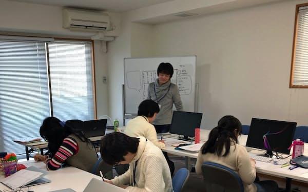 「ビジネスプランニングセンター」(大阪市)は納期を設けず精神的な負担を減らしている