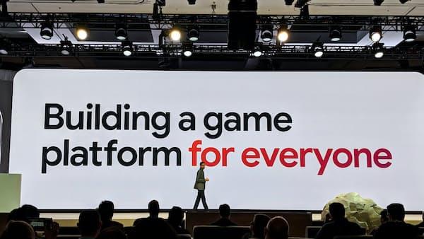 グーグルのゲーム参入、クラウドで崩す「ハード」市場