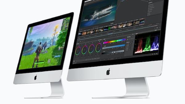 アップル、「iMac」に新モデル 計算や描画性能を向上
