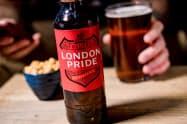 アサヒGHDが買収する「ロンドン プライド」は英国で最も人気のある高級ビールの1つ