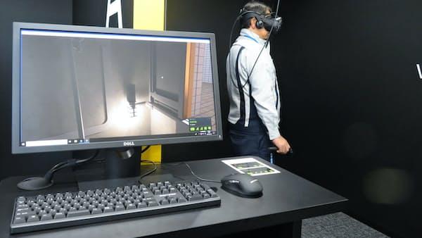 三菱電、VRで昇降機技術磨く 愛知に研修新拠点
