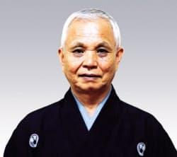 亀井忠雄さん