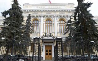 ロシア中央銀行は金準備を2000トン以上に拡大した=ロイター