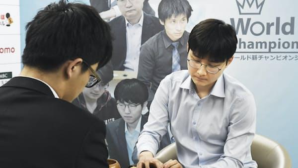 韓国・朴九段が3連覇、中国・柯九段下す ワールド碁