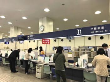 東京・台東区も連休中に一部窓口を開き、手続きできるようにする