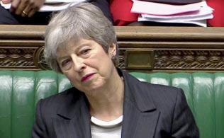 メイ首相はEUに6月末まで離脱を延期?#24037;毪瑜?#35201;請した=ロイター