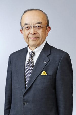 LIXILグループの伊奈啓一郎取締役。注)LIXILグループのホームページから