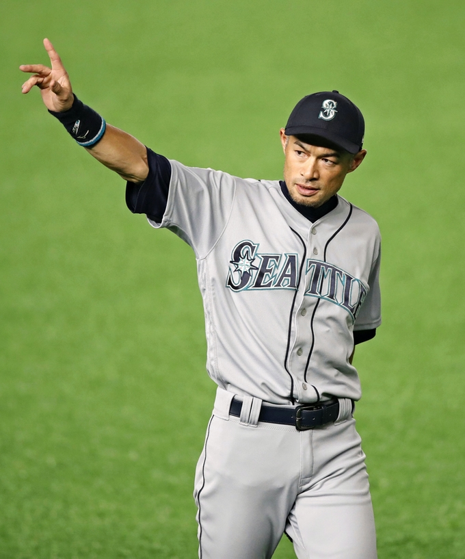 イチローが現役引退 マリナーズが発表: 日本経済新聞