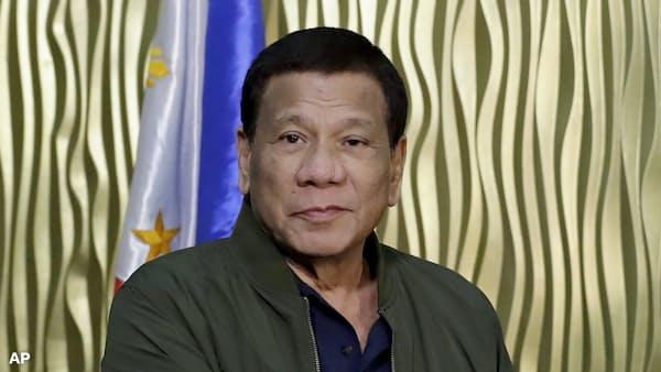 フィリピン大統領、5月来日 国際交流会議に出席
