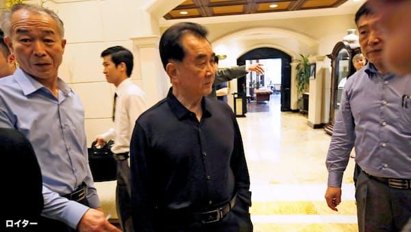 金正恩氏の側近、モスクワ入り 韓国報道