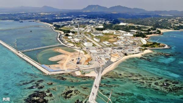 沖縄県、辺野古移設で提訴 国交相の対応に不服