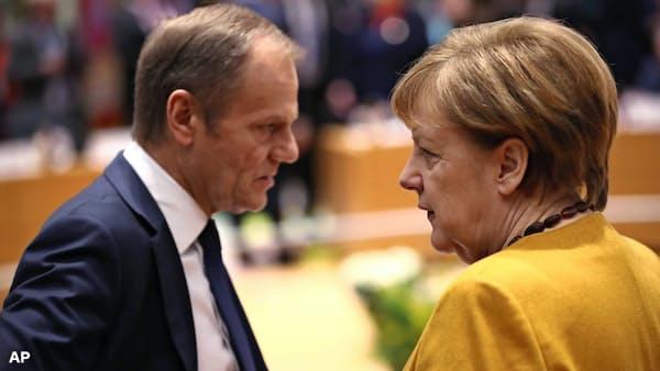 EUにブレグジット疲れ 英に「次の一手」明示要求