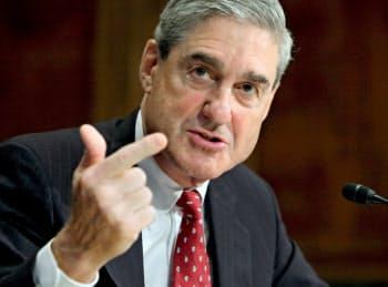 モラー特別検察官は捜査報告書をバー司法長官に提出した=ロイター