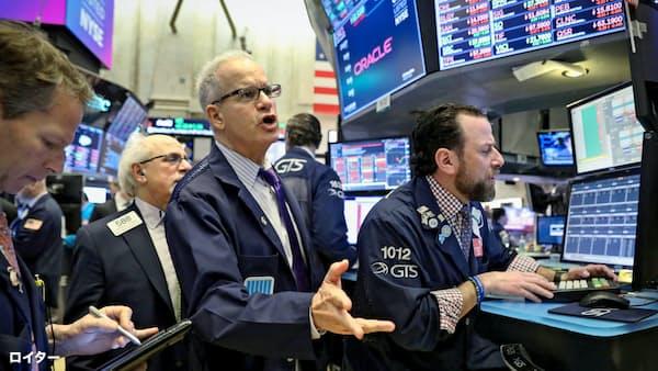 米株にまたも立ちはだかる「壁」(NY特急便)