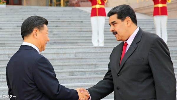 米州開発銀、中国での年次総会延期 ベネズエラ問題で