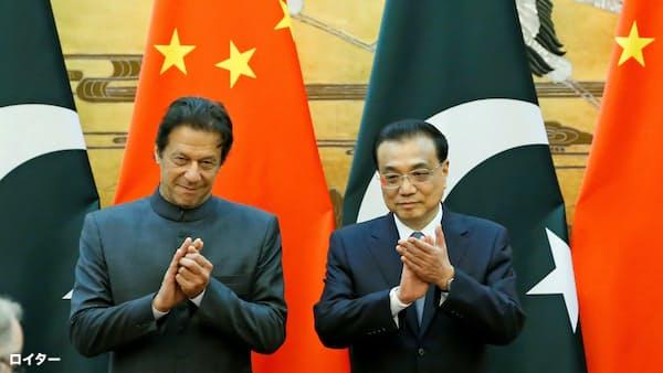 パキスタン、中国から21億ドルの財政支援 25日までに