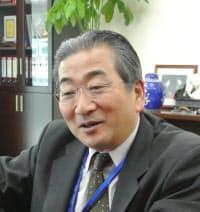 デサントの社長に就任する伊藤忠商事の小関秀一・専務執行役員
