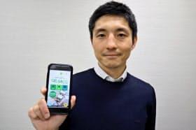 東港金属の福田隆社長は法人向けに不用品の売買から廃棄まで一括でできるサービス「ReSACO」を始めた