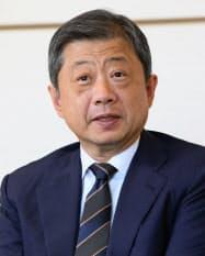 潮田洋一郎氏