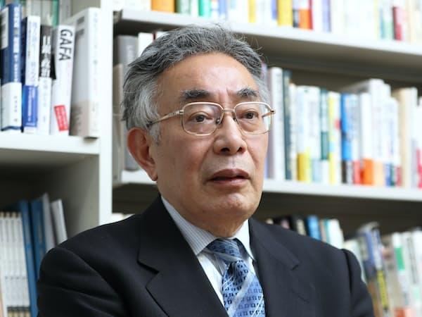 昭和女子大学 八代尚宏 特命教授