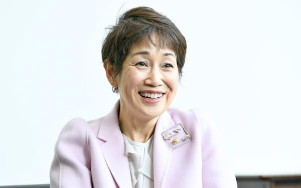 小林いずみ・経済同友会副代表幹事