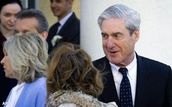 民主党関係者はモラー氏の捜査報告書がトランプ氏の問題を解決する魔法の弾丸になると期待していた=AP