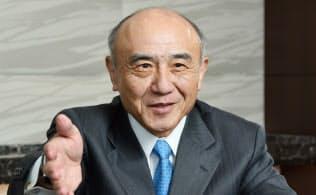 越智仁 三菱ケミカルホールディングス社長