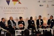 商品取引の透明性の確保について議論された(スイス・ローザンヌ)
