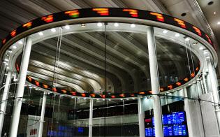 東京証券取引所が過去に経験した連休は8日まで。10連休は初めてだ