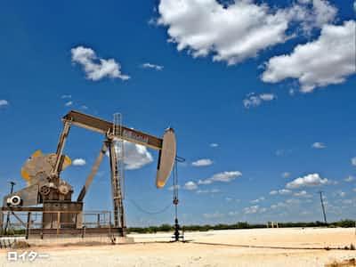 米原油生産、45年ぶり世界首位に EIA調べ