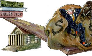 イラスト James Furguson/Financial Times