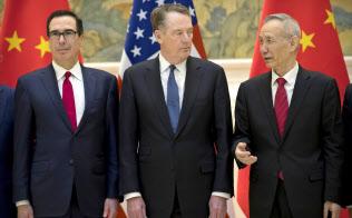 米中貿易戦争が中国の知財政策に影響したか=ロイター