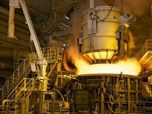 共英製鋼はベトナムでも電炉工場を運営する