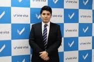 one visaの岡村アルベルトCEO