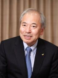 稲葉会長は引き続き代表権のある会長にとどまる