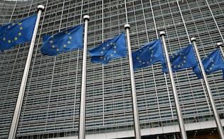 困難克服へ欧州の力が試されている(ブリュッセル)=ロイター