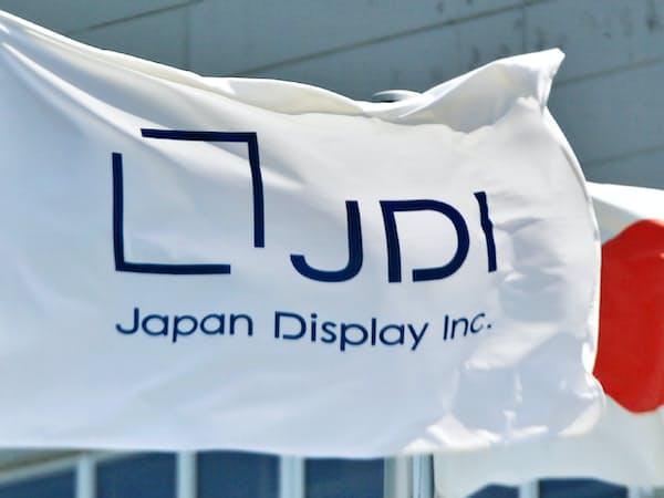 ジャパンディスプレイ(JDI)