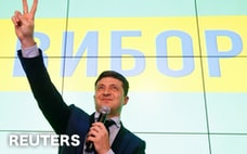ウクライナはなぜコメディアンに命運を託そうとしているのか