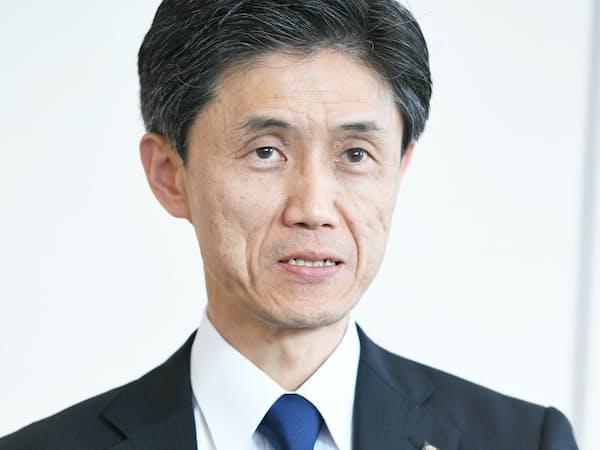 広瀬伸一 東京海上日動火災保険社長